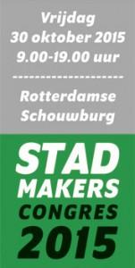 Stadmakerscongres 2015