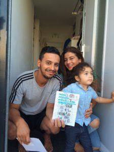 Turkse familie